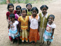Indian children Stock Photos