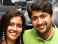 Indian Couple Royalty Free Stock Photo