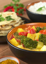 Indian Curry Dish Stock Photos