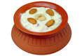 Indian desert Kheer Stock Image