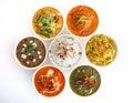 Indio platos