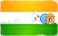 Indian Flag Royalty Free Stock Images
