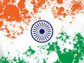 Indian Flag for Republic and independence Day. Royalty Free Stock Photography