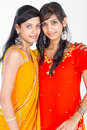 Indian friends Stock Photos