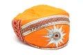 Indian Headgear or turban Royalty Free Stock Photo