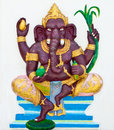 Indian or Hindu God Stock Image
