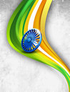 Indian independence day th august background Stock Images