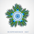 Indian independence day th august background Royalty Free Stock Image