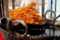Indian Jalebi Royalty Free Stock Image