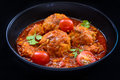 Indian Kofta curry Royalty Free Stock Photo