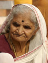 Indian old women Royalty Free Stock Image