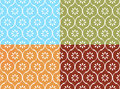 Indian pattern seamless Royalty Free Stock Photography
