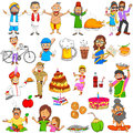 Indian People Emoji For Differ...