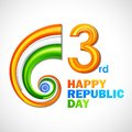 Indian Republic Day Stock Image