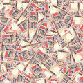 Indian rupees seamless texture Royalty Free Stock Image