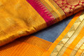 Indian saris Royalty Free Stock Photo