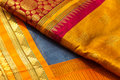 Indian saris Stock Photo