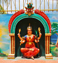 Indian statue Royalty Free Stock Photo