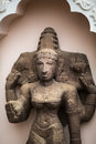 Indian statue in the city of trichy Stock Images
