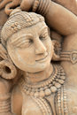 Indian statue close up with slight shallow dof Stock Image