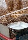 Indian street food-bakery items Royalty Free Stock Photo