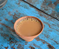 Indian tea in a kullad earthen pot Royalty Free Stock Photography