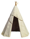 Indian Tent isolated Royalty Free Stock Photo