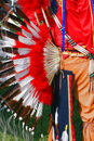 Indian Tribal Costume Stock Images