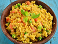 Indian Upma Royalty Free Stock Photos