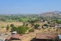 Indian village Royalty Free Stock Photo