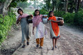 Indian village Life Royalty Free Stock Photo