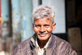 Indian villager man Stock Images