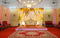 Indian Wedding Mandap Royalty Free Stock Photo