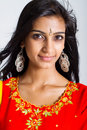 Indian woman portrait Royalty Free Stock Photo
