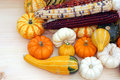 Indiana corn Royalty Free Stock Photo