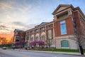 The Indiana Historical Society