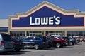 Indianapolis - Circa April 2016: Lowe's Home Improvement Warehouse III