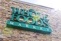 Indianapolis - Circa April 2016: Whole Foods Market II Royalty Free Stock Photo