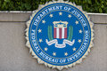 Indianapolis - Circa June 2017: The FBI is the prime federal law enforcement agency in the US I Royalty Free Stock Photo