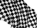 Indicateur Checkered Image libre de droits