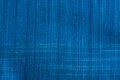 Indigo fabric Royalty Free Stock Photo