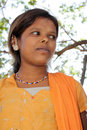 Indiskt dåligt teen Royaltyfri Fotografi