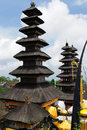 Indonesia, Bali, Architecture Royalty Free Stock Photography