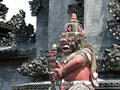 Indonesia, Bali, Balijsky Induistsky sculpture Royalty Free Stock Images