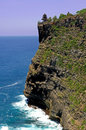 Indonesia, Bali: Uluwatu temple Stock Photography