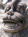 Indonesia Balinese Statue Royalty Free Stock Photo