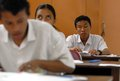 INDONESIA EDUCATION FOR HANDICAPPED Stock Images