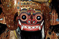 Indonesia, Java, Bali: mask Royalty Free Stock Image