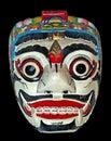 Indonesia, Java: mask Stock Image