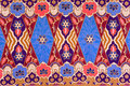 Indonesian Batik Pattern Royalty Free Stock Image